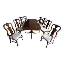 Furniture Dining Room Chairs Vintage U0026 Used Dining Table U0026 Chair Sets Chairish