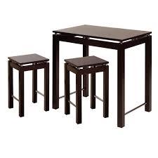 Cute Kitchen Bar Table Sets  Linea Pc Pub Kitchen Set Island - Kitchen bar table set