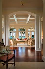 Colonial Home Interior Design Island Flair