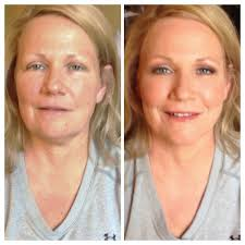 Makeup Classes Nashville Tn Undereye Circles Over 40 Beauty Before After Lessons Makeovers