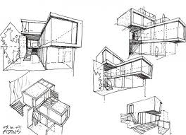 engaging architecture design sketches photos of backyard ideas