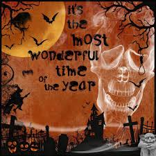 Folk Art Halloween Decorations It U0027s The Most Wonderful Time Of The Year Wonderful Time
