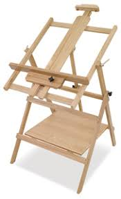 wooden easels supplies at blick materials supply store