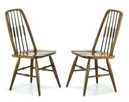 Oak Spindle Back Dining Chairs Black Spindle Back Dining Chairs Onthehotel Us