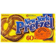pretzel delivery new york pretzel 6 ct seasonskosher online kosher grocery