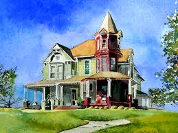 victorian house recollections 54 the art of david tripp