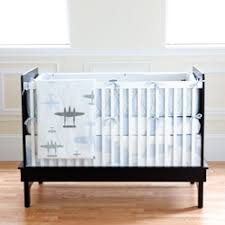Cloud Crib Bedding Organic Crib Bedding Set
