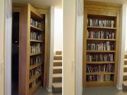 Single Bookcase Secret Passageway Gallery Creative Home Engineering