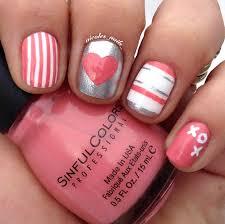 adorable valentine u0027s day nail ideas crafty morning