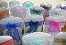wedding chair covers and sashes impressive buy wedding chair covers and sashes for weddings in