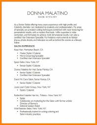 Beautician Resume Template 100 Resume For Hairdresser Resumes For Cosmetologist