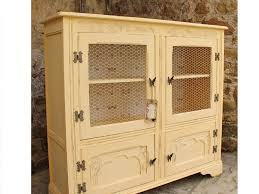 shabby chic vintage display cabinet bookcase painted vintage