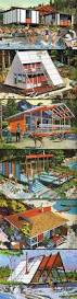 A Frame Lake House Plans 104 Best Houseplans Images On Pinterest Vintage House Plans