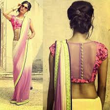 button blouses best types of blouse designs patterns for every