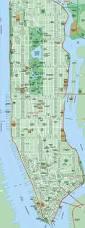 Nyc Maps Map Of Manhattan Nyc Volgogradnews Me