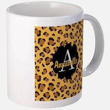 Gift Mugs With Candy Animal Print Coffee Mugs Animal Print Travel Mugs Cafepress