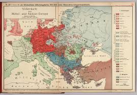 Europe Map Ww1 40 Maps That Explain World War I Voxcom Berlin Early 1920s