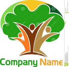 human tree logo royalty free stock photos image 33686548