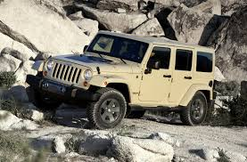 jeep moab edition uautoknow net jeep expands wrangler line up with new mojave
