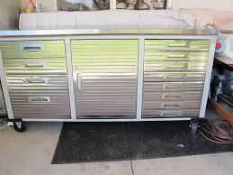 Tool Cabinet On Wheels by Furnitures Rolling Workbench Seville Tool Chest Work Tables