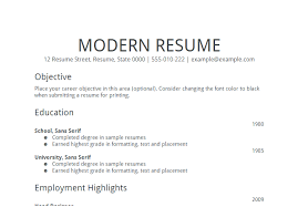 Objective Section On Resume Objective Of Service Crew Resume Sample Objective Of A Resume