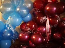 footy fever gold coast balloons for and events balloon