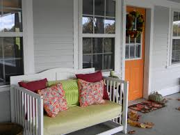 Can You Paint Baby Crib by Baby Crib Turned Into Front Porch Seat Transforming Old To New