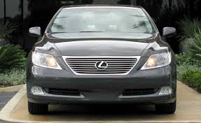 used lexus ls 460 usa file lexus ls 460 front fascia profile jpg wikimedia commons
