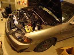 file nissan sentra n16 first how to install superpro steering rack boooooshing