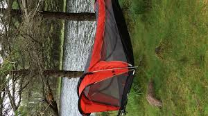 four outdoor essentials in one tent hammock crua hybrid on