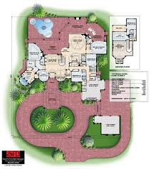 5000 sq ft mediterranean house plans