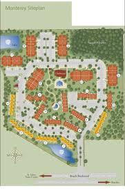 Jacksonville Map Monterey Condominiums In Jacksonville Florida