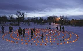 how to celebrate the winter solstice dzhingarov