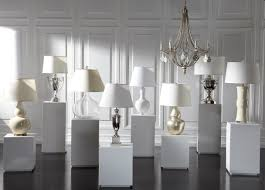 lia table lamp ethan allen let there be light pinterest