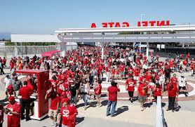 49ers Faithful Flag 49ers Photo Collections Levi U0027s Stadium