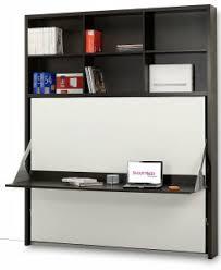 Folding Wall Bed Italian Wall Bed Desk Horizontal Murphysofa Smart Furniture
