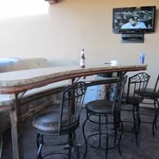 Backyard Sports Bar by Sterling Builders Closed Contractors Business Parkway