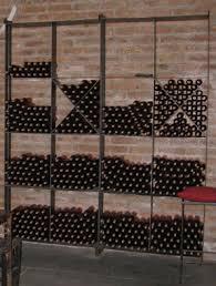 steel metal 400 bottle free standing wine racks for sale 495 call