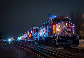 light rail holiday schedule holiday train
