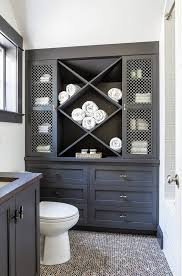 Tall Cabinet For Bathroom by For A Small Bathroom Lacking Storage Space Think Vertically