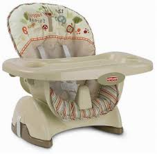 Fisher Price High Chair Seat Baby On Fisher Price Space Saver High Chair Booster Seat Of Woodsy