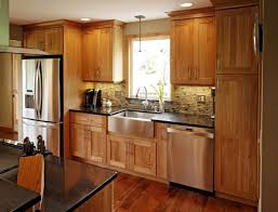 natural birch cabinet home design ideas pictures remodel and