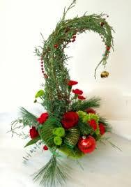 the grinch tree fresh arrangement in la porte in kaber floral co