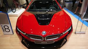 Bmw I8 Next Generation - bmw u0027s i8 is even prettier in protonic red the verge