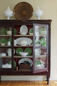 Kitchen China Cabinet Hutch 440 Best China Displays Images On Pinterest Dishes Canvas And