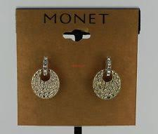 monet earrings monet fashion earrings ebay