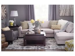 Tan And Grey Living Room by Astonishing Yellow And Gray Living Room Living Room Curtains