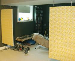 Large Room Divider Diy Room Divider With Artist Canvas