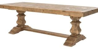 large trestle dining table rustic trestle dining table contemporary tables top for sale 19