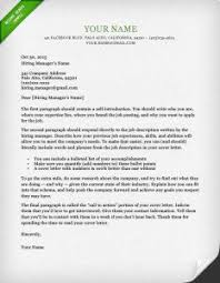 powerful cover letter examples how to write a powerful cover